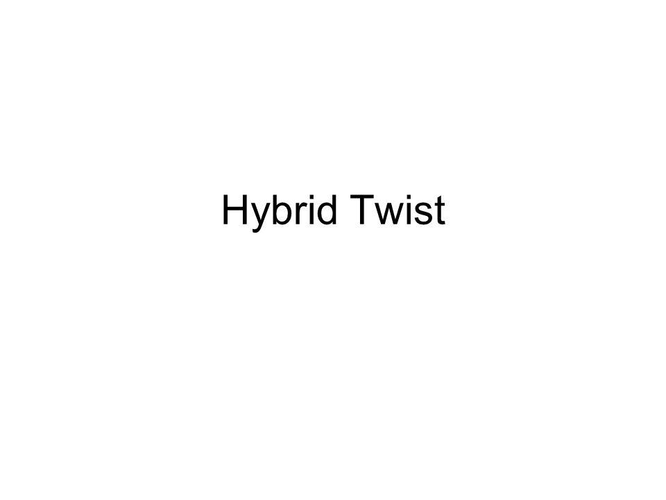 Hybrid Twist