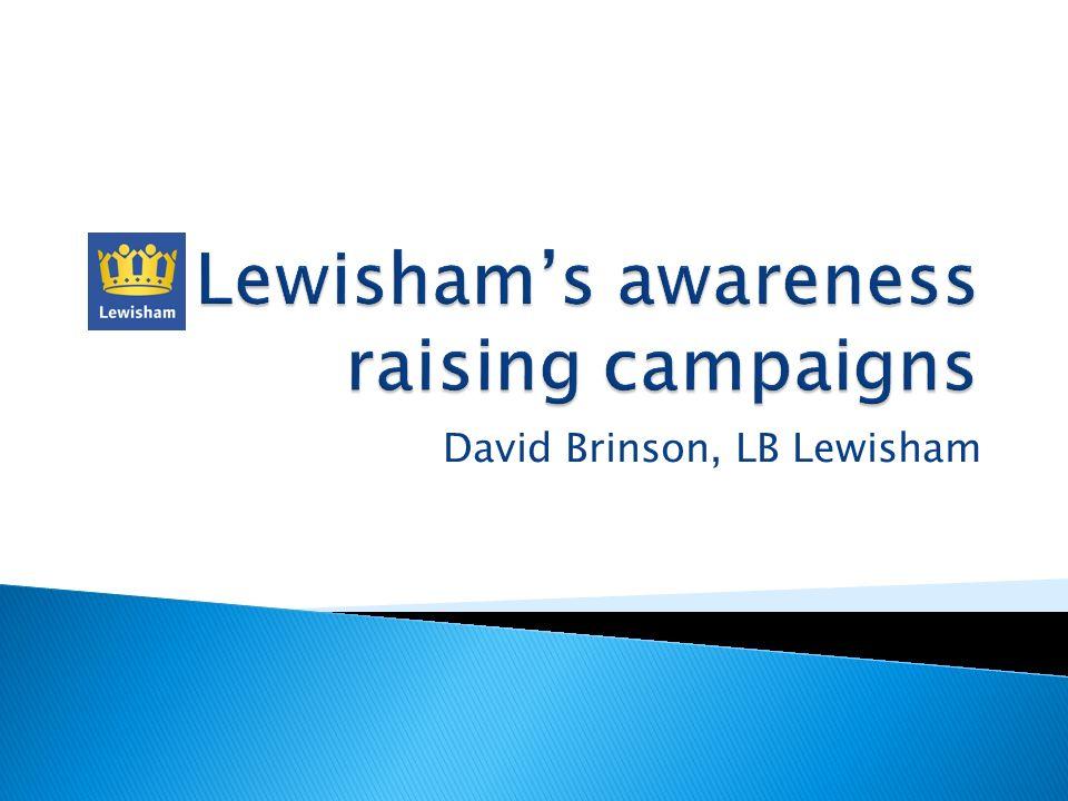 David Brinson, LB Lewisham