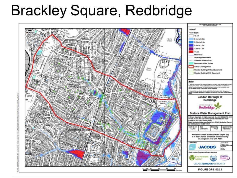 Brackley Square, Redbridge