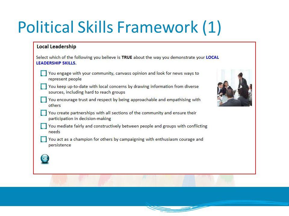 Political Skills Framework (1)