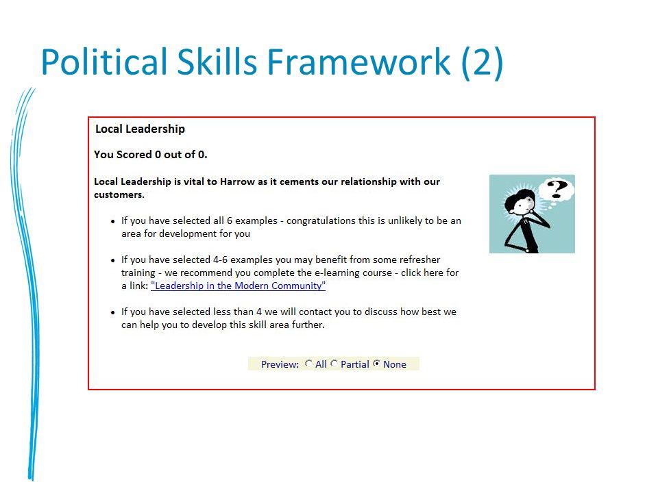 Political Skills Framework (2)