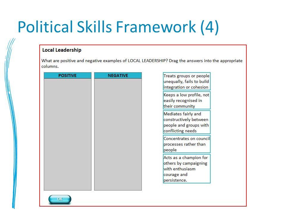 Political Skills Framework (4)