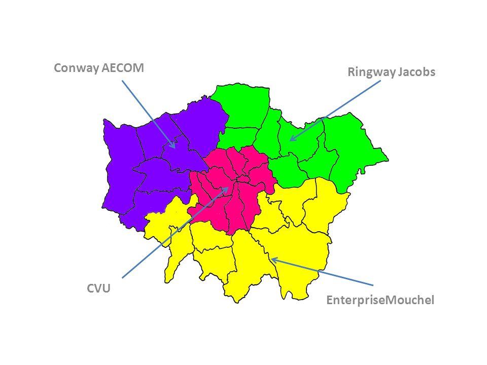 Conway AECOM CVU Ringway Jacobs EnterpriseMouchel