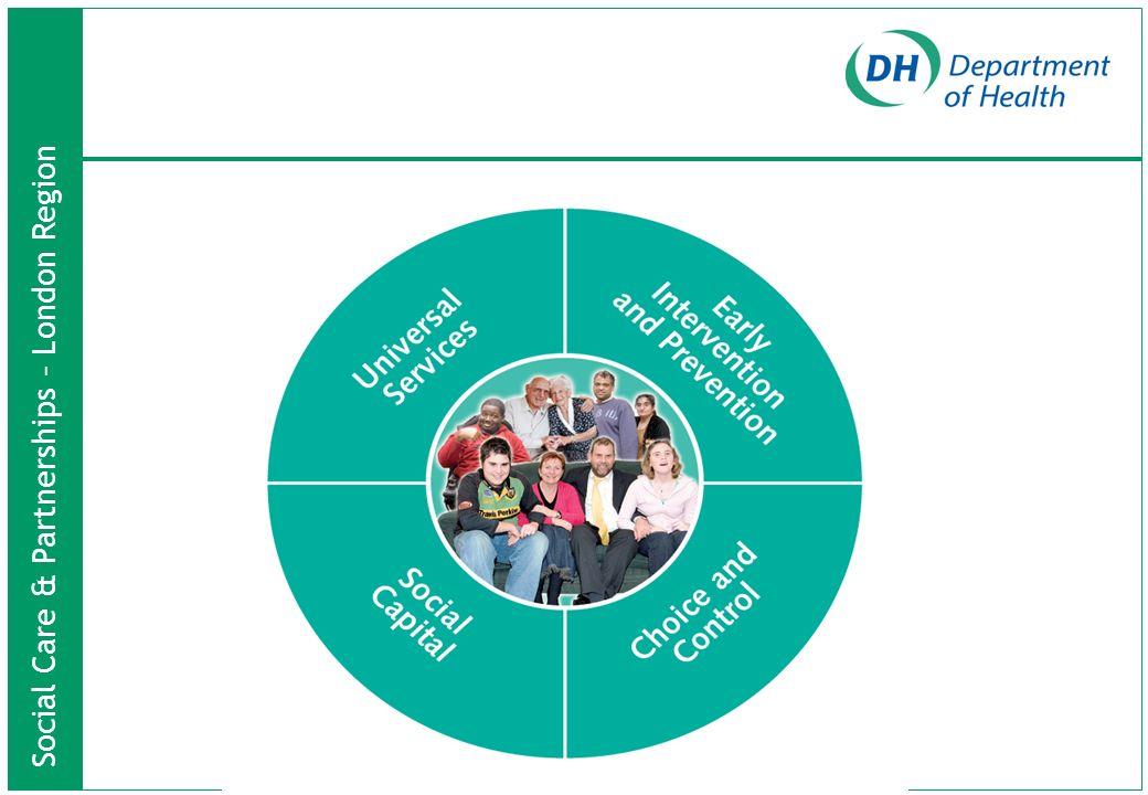 Social Care & Partnerships – London Region