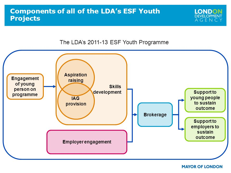 Mary Vine-Morris Director, London 14-19 RPG The YPLA s ESF 2011-13 Programme