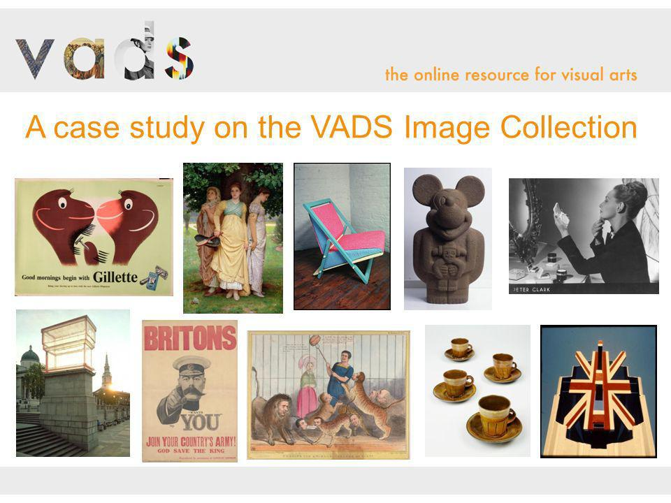 A case study on the VADS Image Collection