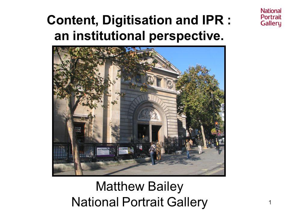 22 Matthew Bailey mbailey@npg.org.uk mbailey@npg.org.uk 020 7312 2475