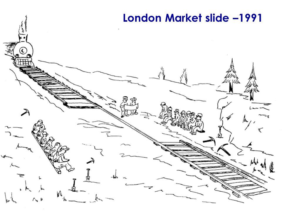 SLIDE 5 London Market slide –1991