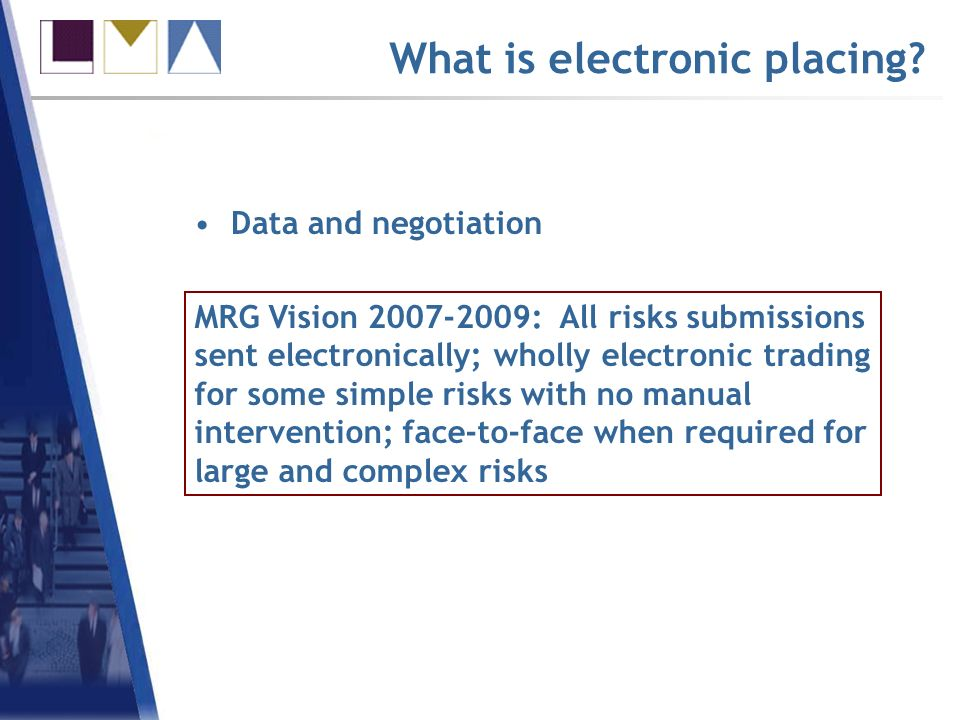 What is electronic placing.
