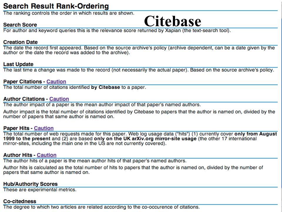 Citebase