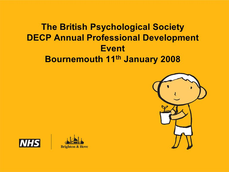 2 What can they do that we cant?; Integrating clinical and educational psychologists in School and Community Support teams in Brighton and Hoves Childrens and Young Peoples Trust.
