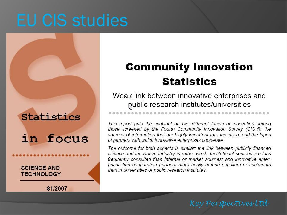 EU CIS studies Key Perspectives Ltd
