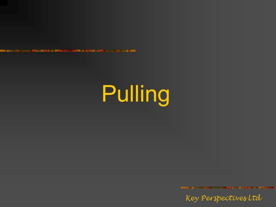 Pulling Key Perspectives Ltd