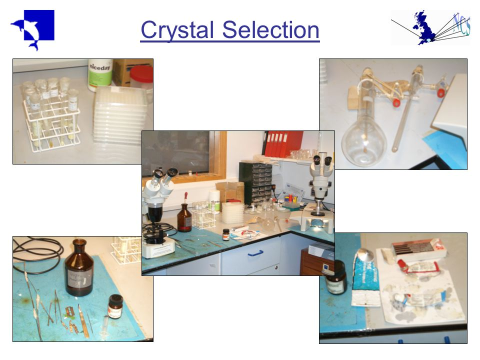 Crystal Selection