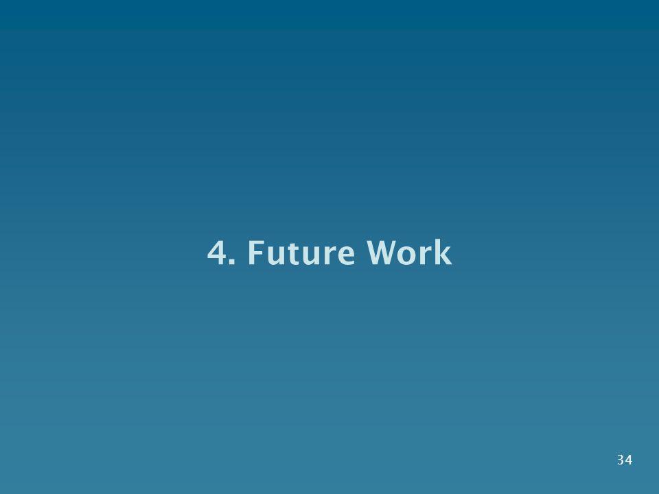 4. Future Work 34