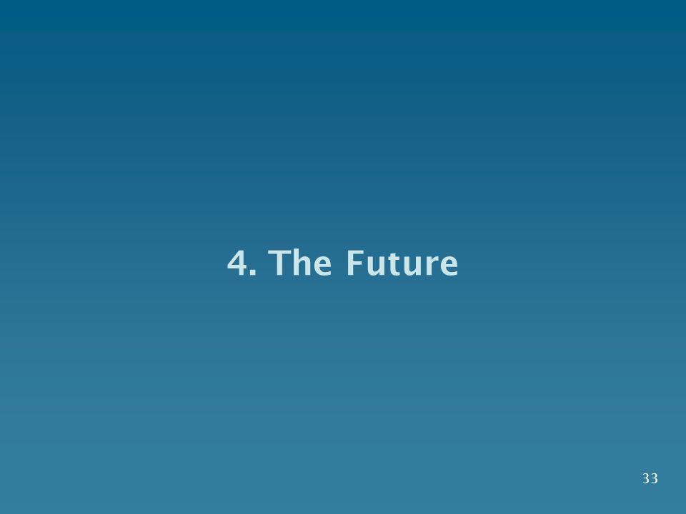 4. The Future 33