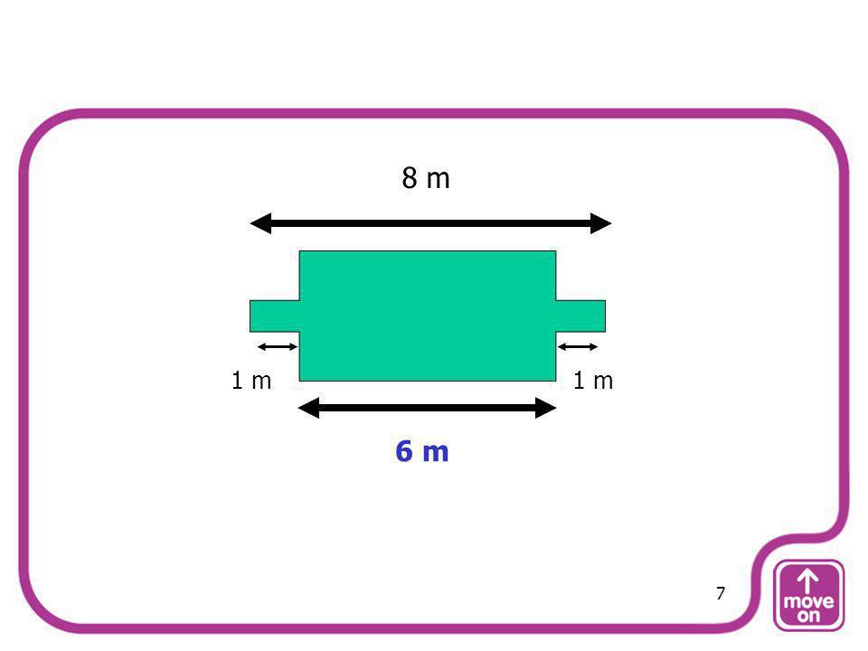 8 m 1 m 6 m 7