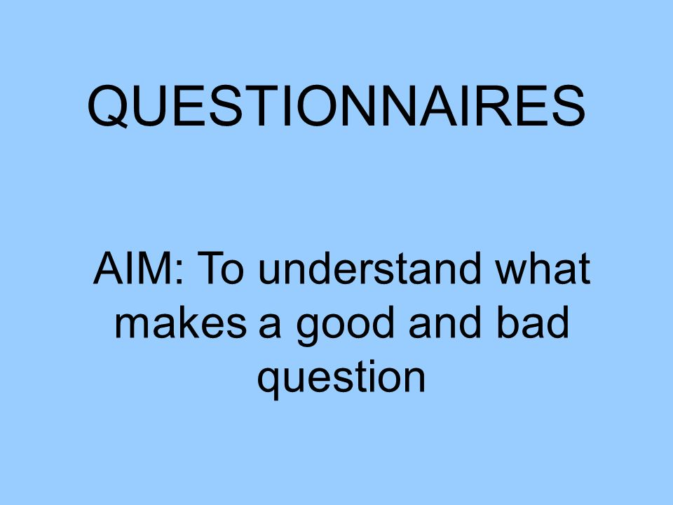 Make the question easy to understand.Dont be vague with your question.