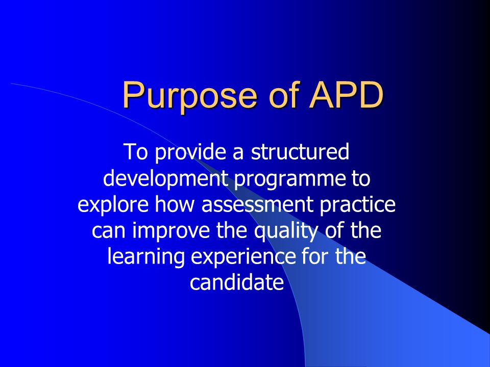 Assessor Professional Development ACVO Assessment Centre for Voluntary Organisations ICEYE Internet College for Early Years Education
