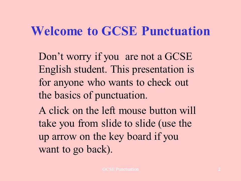 GCSE Punctuation53 If brackets seem a bit too strong but commas not strong enough, then you could use dashes (-) : Janet – having finished her exams – flew to Spain for a holiday.