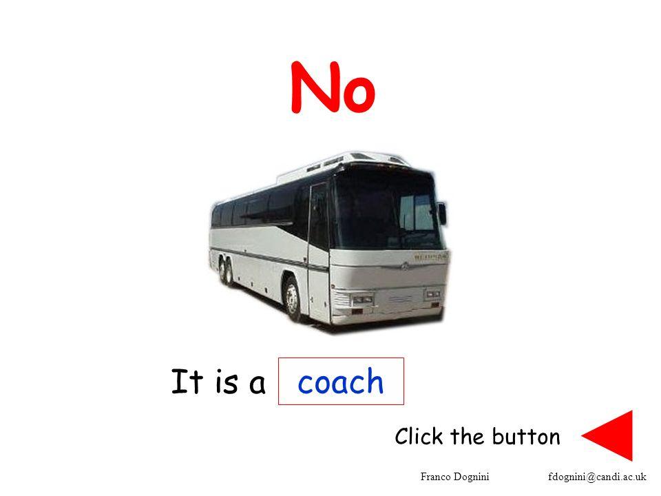 Franco Dognini fdognini@candi.ac.uk No coach Click the button It is a