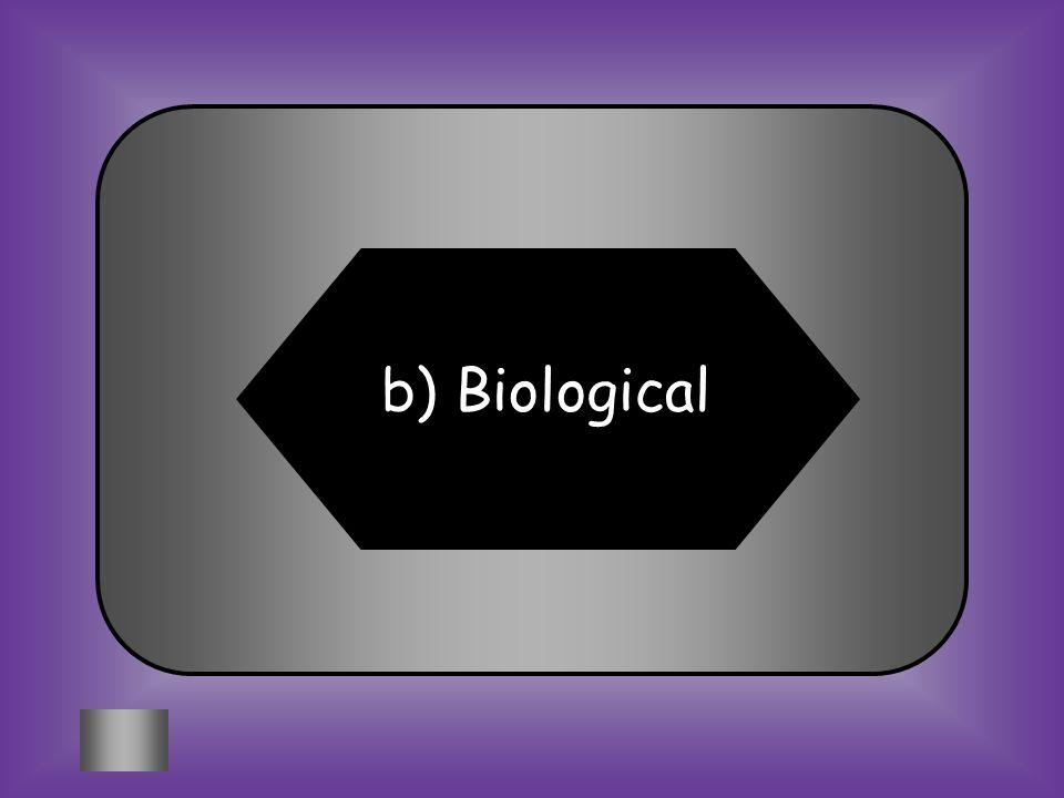 A: B:B: PsychodynamicBiological Which word has one syllable.