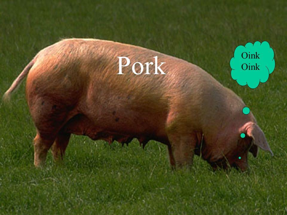 Pork Oink