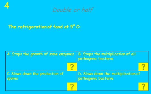 A. Mould, bacteria and detergentsB. Pathogens, bacteria and irradiation D.