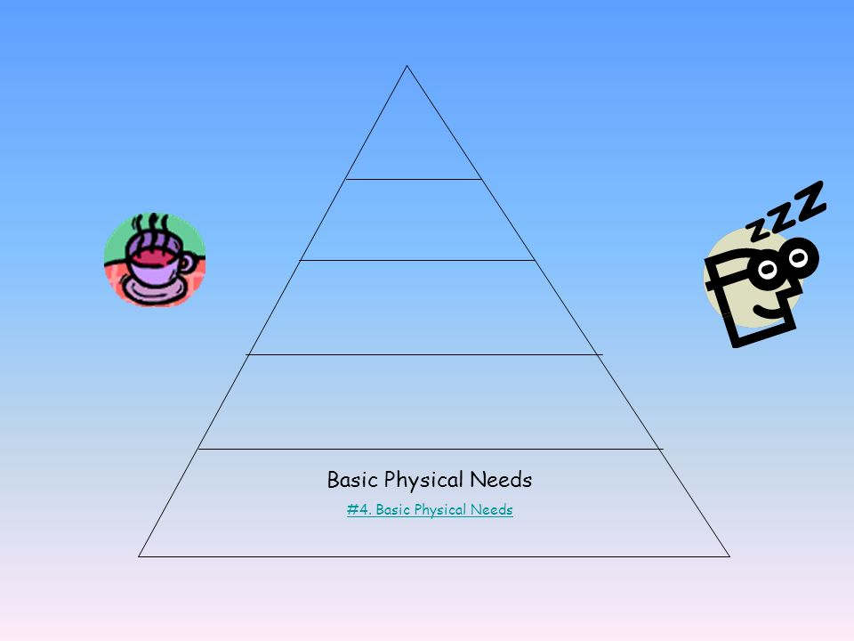 Final thought Health is complete physical, mental and social well-being and not just the absence of disease or infirmity 1946 World Health Organisation Copy of Maslow s Pyramid of Needs.doc