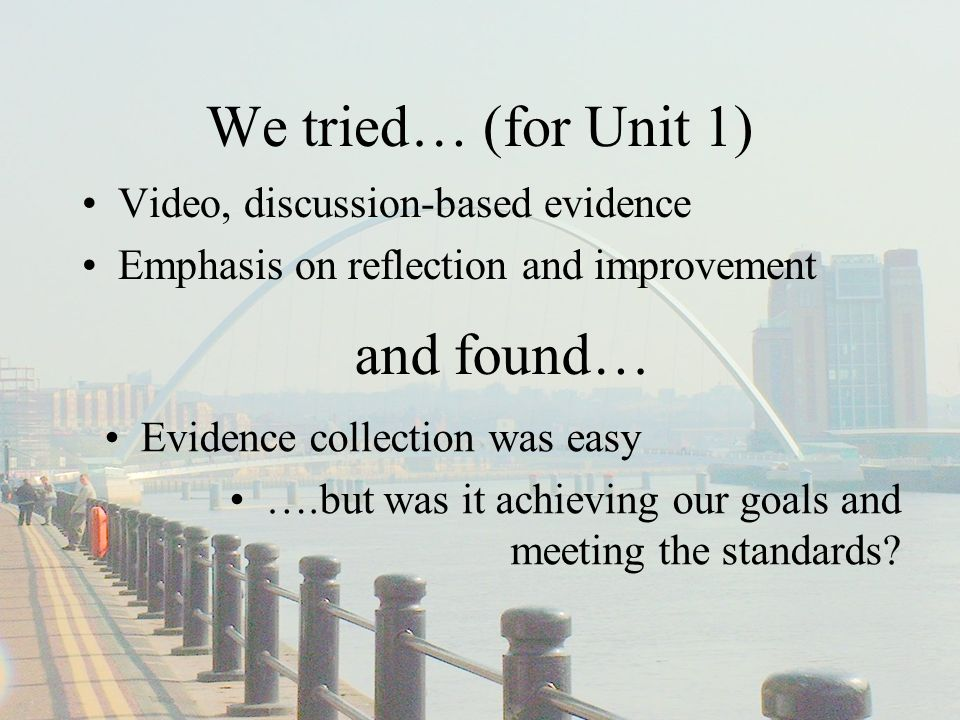 Some Questions Is the evidence we produced sufficient.