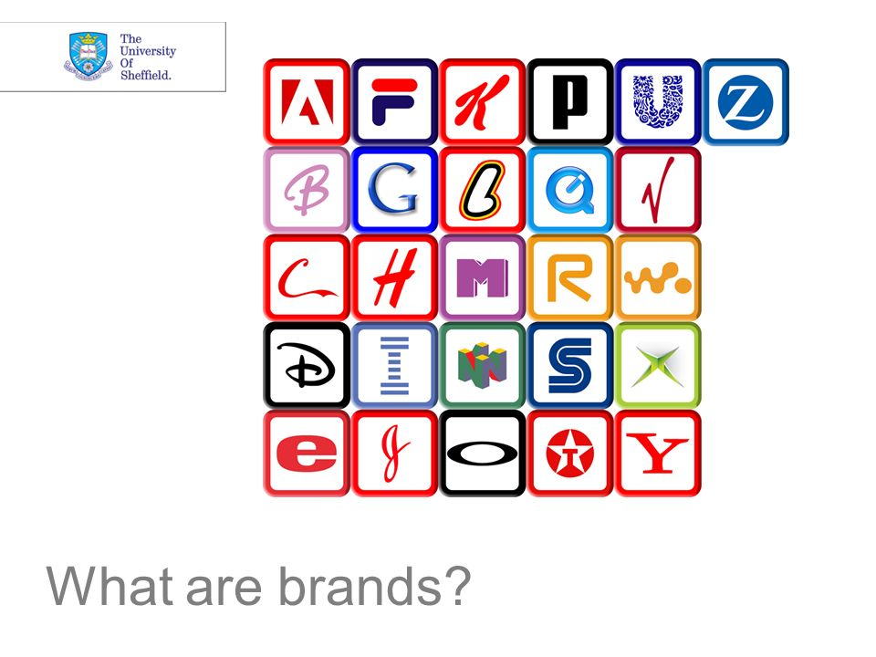 What are brands?