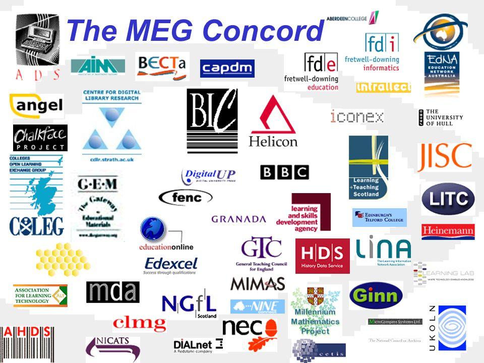 The MEG Concord