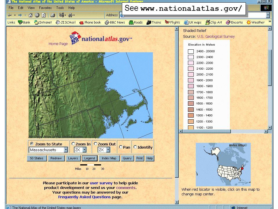 22 See www.nationalatlas.gov/