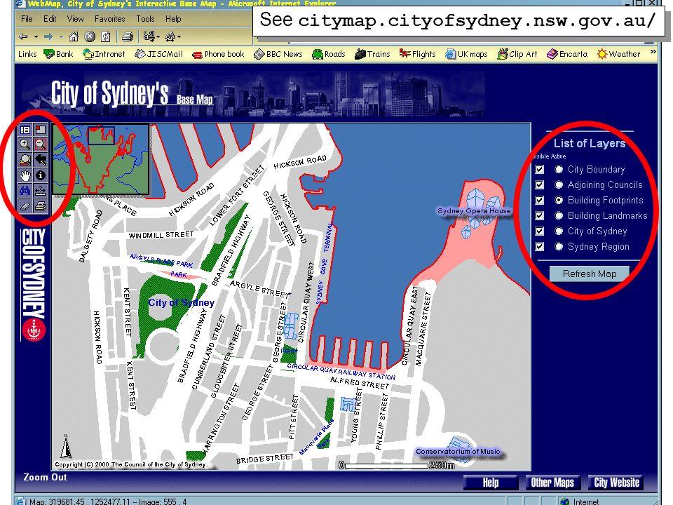 3 See citymap.cityofsydney.nsw.gov.au/