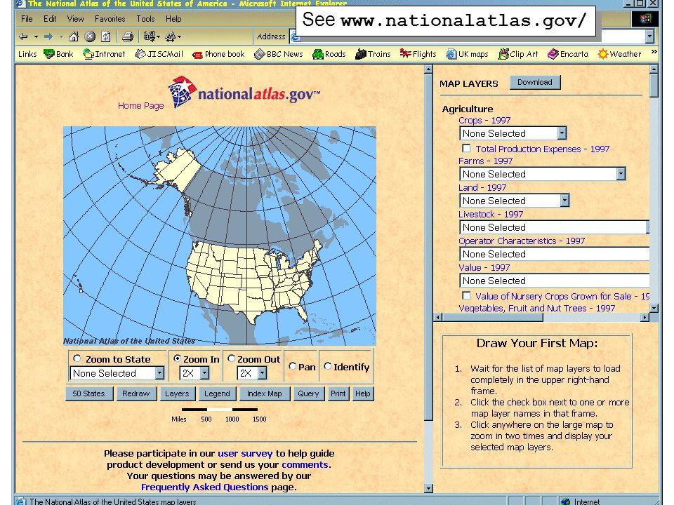 16 See www.nationalatlas.gov/