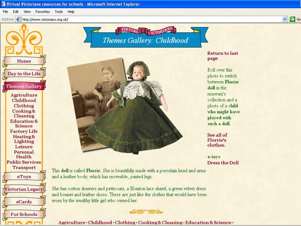 Florrie the doll