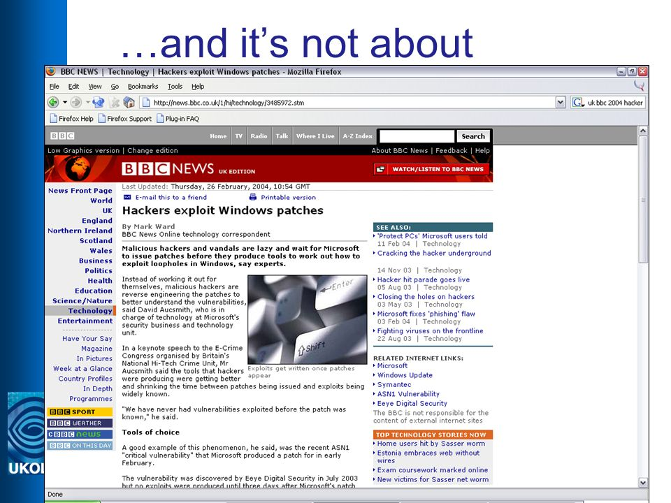 Public Library Web Managers Workshop, 200414 What are Web services.