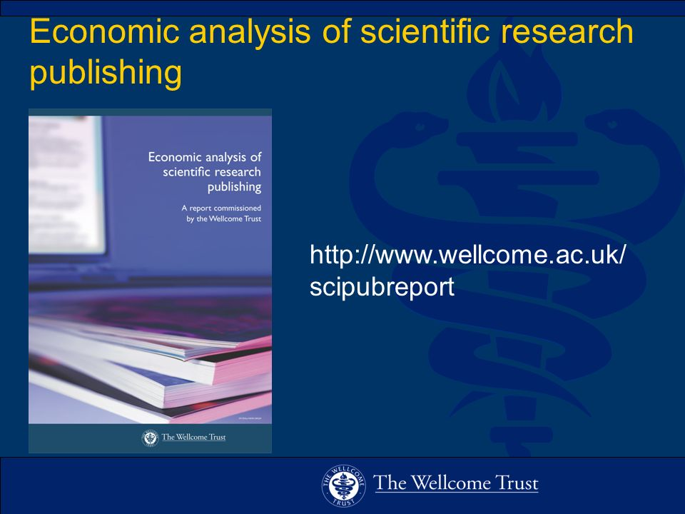 Economic analysis of scientific research publishing   scipubreport