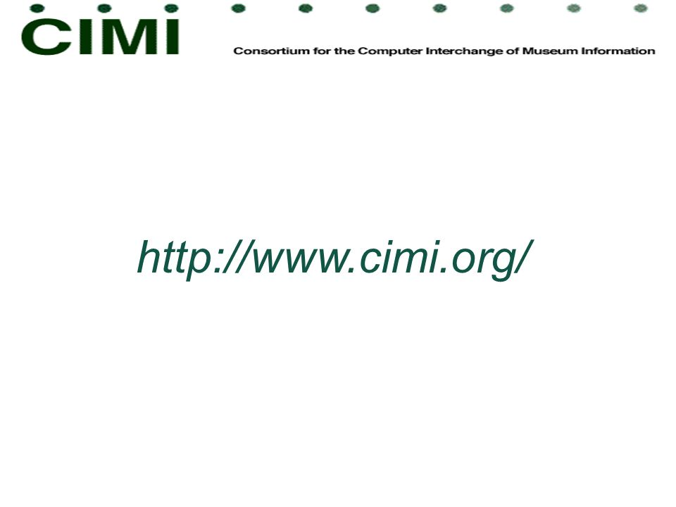 http://www.cimi.org/
