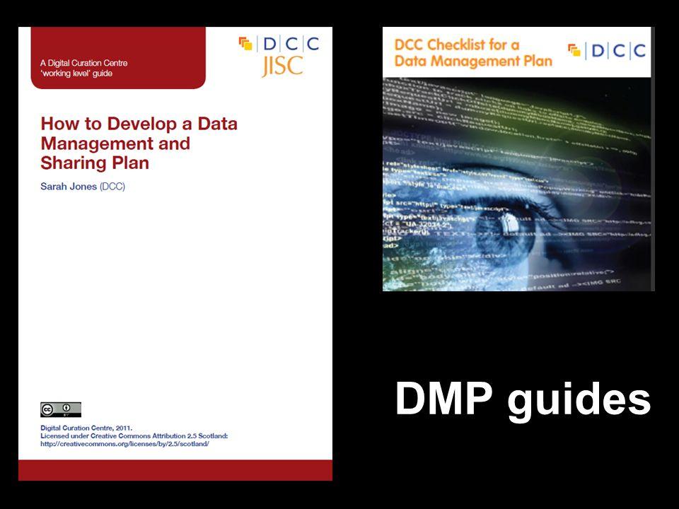 DMP guides