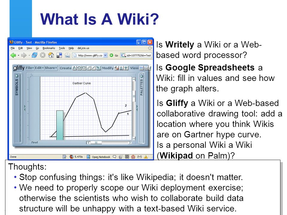 A centre of expertise in digital information managementwww.ukoln.ac.uk 12 What Is A Wiki.
