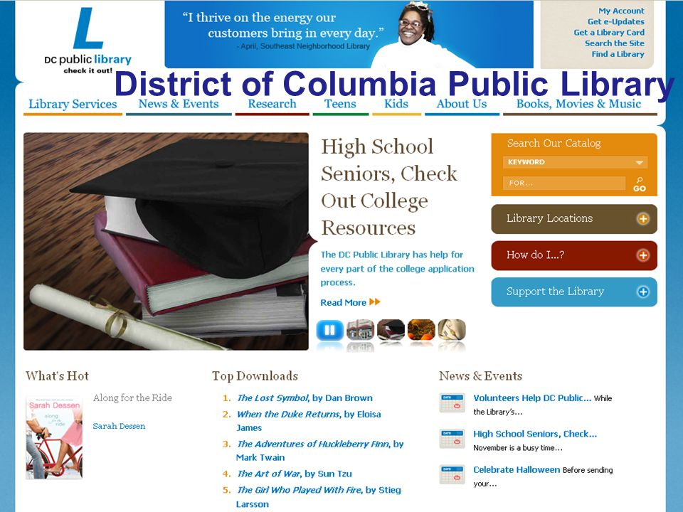 District of Columbia Public Library