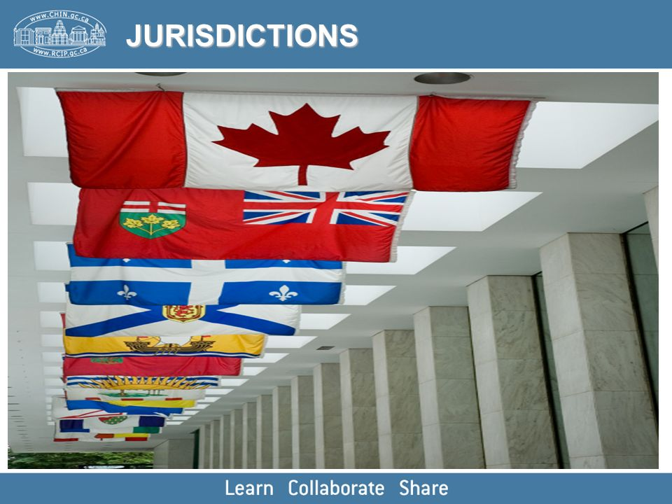 JURISDICTIONS