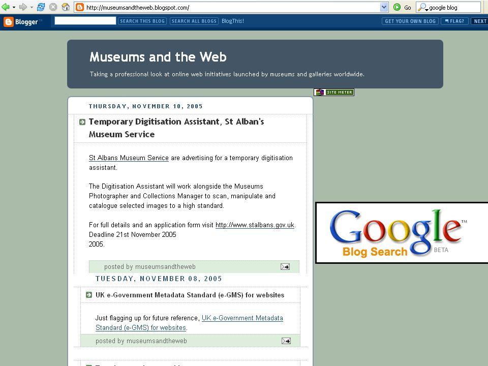 SWMLAC ICT Masterclass November 200513