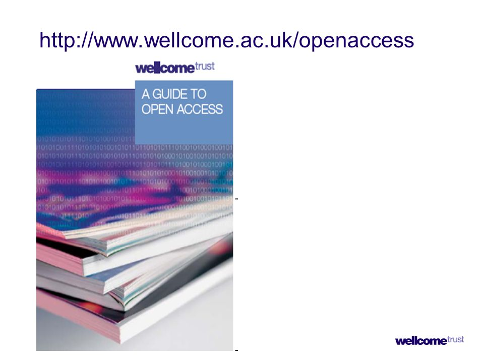 http://www.wellcome.ac.uk/openaccess