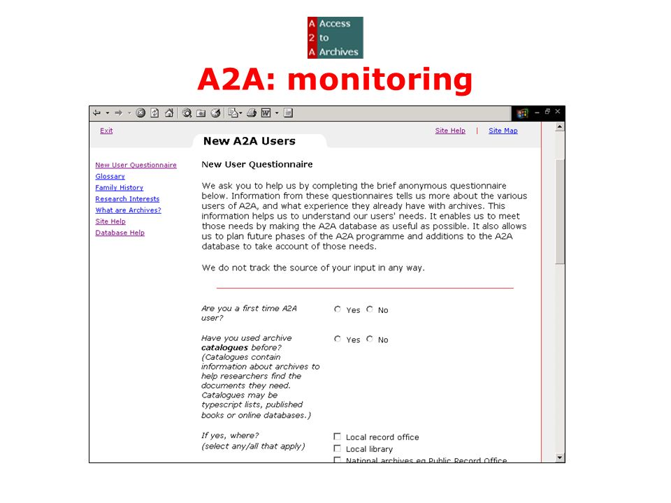 A2A: monitoring