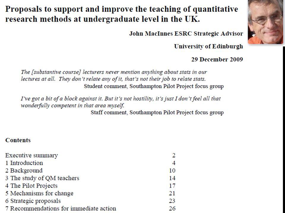Context Strategic Adviser Report Dec 2009