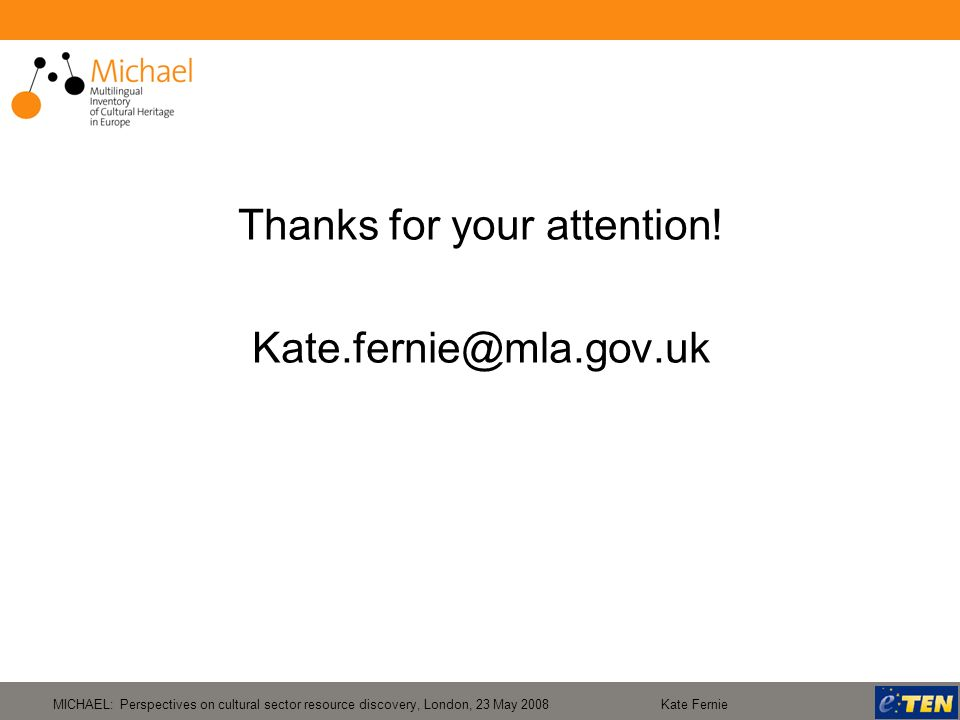 Thanks for your attention! Kate.fernie@mla.gov.uk