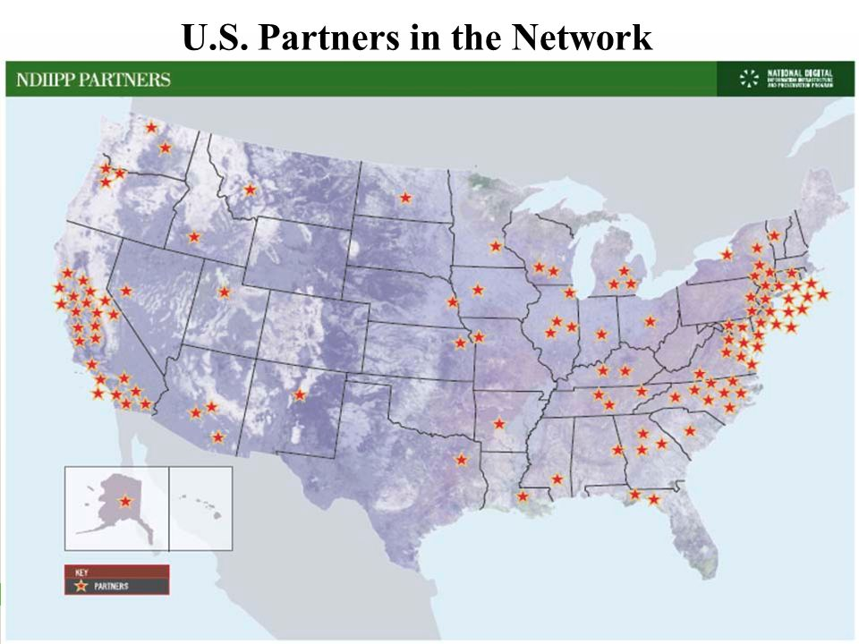 U.S. Partners in the Network