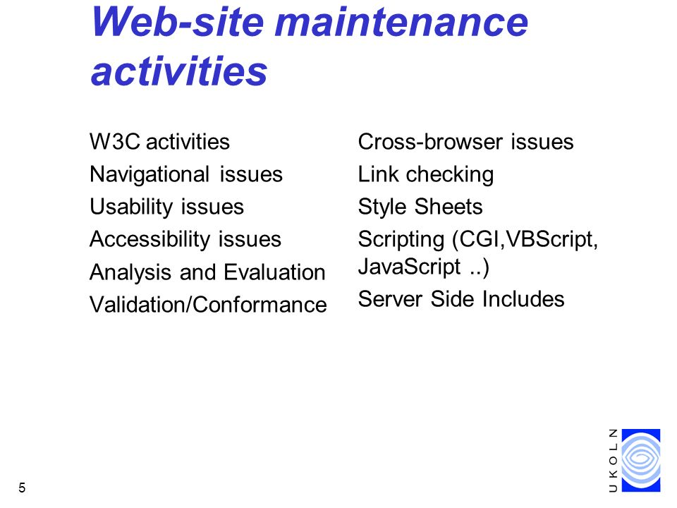26 Cross-Browser Issues No current browser provides 100% support for CSS level 1 Support for CSS level 2 very limited Huge range of browsers in use, with differing amounts of support for CSS Consider use of style sheets an investment into future maintenance WebReviews Master/Safe/Danger list WebReviews CSS1 Leader Board See: http://webreview.com/pub/guides/style/lboard.html